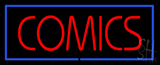 Comics LED Neon Sign