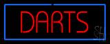 Darts LED Neon Sign