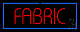 Fabric LED Neon Sign