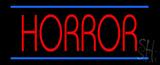 Horror LED Neon Sign