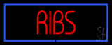 Ribs LED Neon Sign
