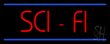 Sci-Fi LED Neon Sign
