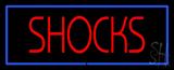 Shocks LED Neon Sign