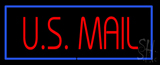 US Mail LED Neon Sign