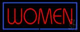 Women LED Neon Sign