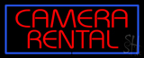 Camera Rental LED Neon Sign