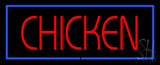 Chicken LED Neon Sign