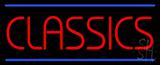 Classics LED Neon Sign