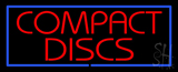 Compact Discs LED Neon Sign