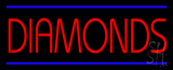 Diamonds LED Neon Sign