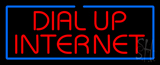 Dial Up Internet LED Neon Sign