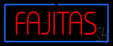 Fajitas LED Neon Sign