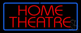 Home Theater LED Neon Sign