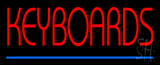 Keyboards LED Neon Sign