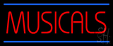 Musicals LED Neon Sign