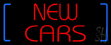 New Cars Neon Sign