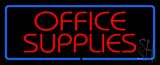Office Supplies LED Neon Sign