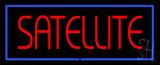 Satellite LED Neon Sign