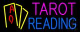 Tarot Reading Block Cards Neon Sign