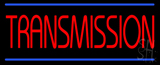 Transmission Block LED Neon Sign