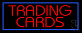 Trading Cards LED Neon Sign
