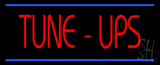 Tune-Ups Double Line LED Neon Sign