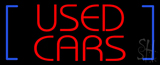Used Cars LED Neon Sign