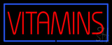 Vitamins LED Neon Sign