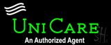Unicare LED Neon Sign