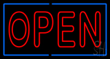 Open Extra Large LED Neon Sign