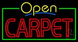 Carpet Neon Sign