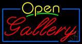 Open Gallery Neon Sign