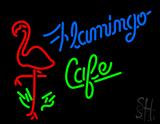 Flamingo Cafe LED Neon Sign