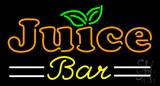 Double Stroke Juice Bar Neon Sign