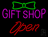Gift Shop Open LED Neon Sign