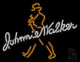 Johnny Walker Whiskey LED Neon Sign