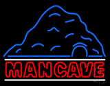 Man Cave WCave LED Neon Sign