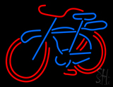 Bike Logo LED Neon Sign