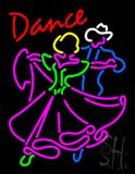 Dancing Couple Dance Neon Sign