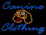 Canine Clothing LED Neon Sign