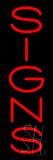 s Neon Sign
