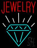 Jewelry Repair Logo Neon Sign