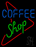 Coffee Shop 50s Style LED Neon Sign