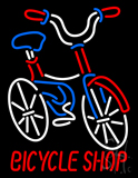 Bicycle Shop Logo LED Neon Sign