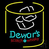 Dewars Scotch Whisky LED Neon Sign