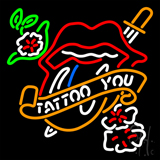 Tattoo You LED Neon Sign