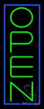 Open Bg LED Neon Sign