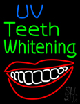 VU Teeth Whitening Neon Sign