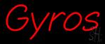 Gyros Neon Sign