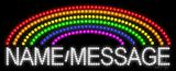 Custom Rainbow Led Sign